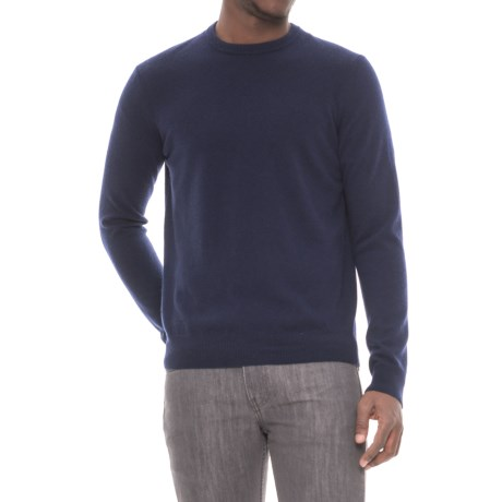 Image of Cashmere Crew Neck Sweater (For Men)