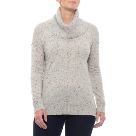 Image of Cashmere Turtleneck Sweater (For Women)