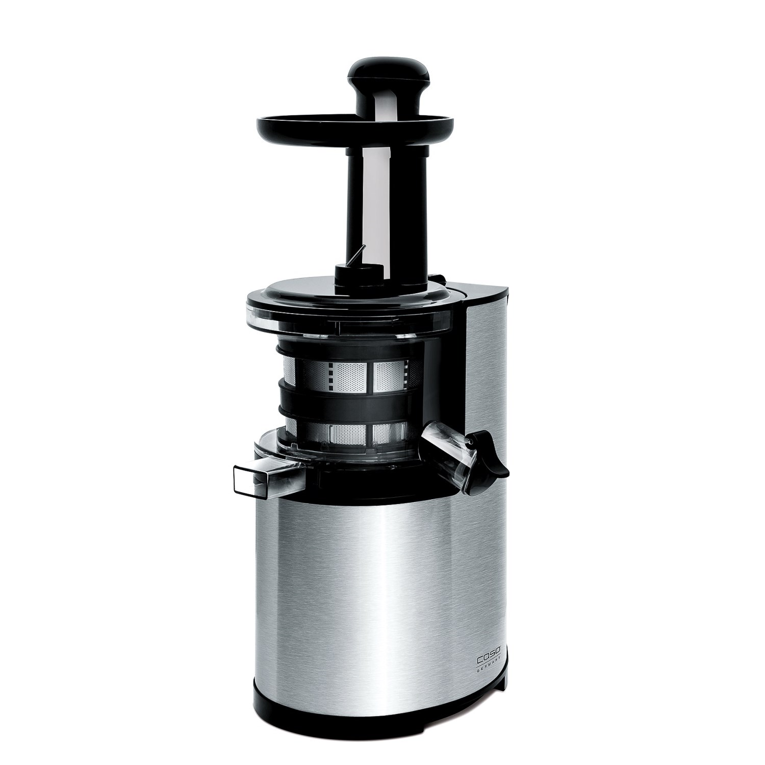 Caso Slow Juicer Review : CASO SJ 200 Slow Juicer - Stainless Steel, 200-Watt - Save 49%