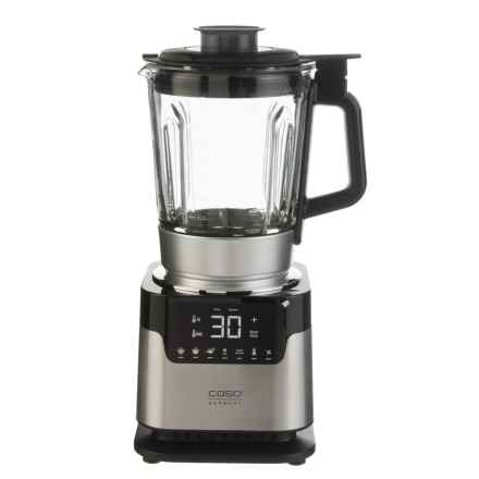 CASO Soup Chef Touch ST 1600 Soup Maker & Blender in Stainless Steel - Closeouts
