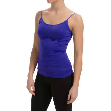 Cass Shapewear Adjustable Camisole (For Women) in Cobalt - Closeouts