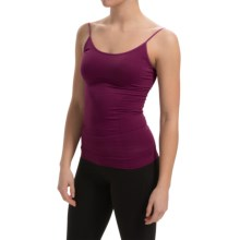 Cass Shapewear Adjustable Camisole (For Women) in Plum - Closeouts