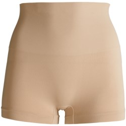 CASS Shapewear Contour Boy Shorts - Underwear (For Women) in Nude
