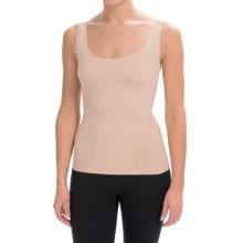 Cass Shapewear Scoop Skinny Tank Top (For Women) in Nude - Closeouts