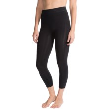 CASS Shapewear Shaper Leggings (For Women) in Black - Closeouts