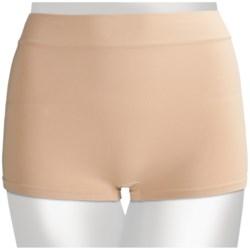 CASS Shapewear Short-Shorts (For Women) in Nude