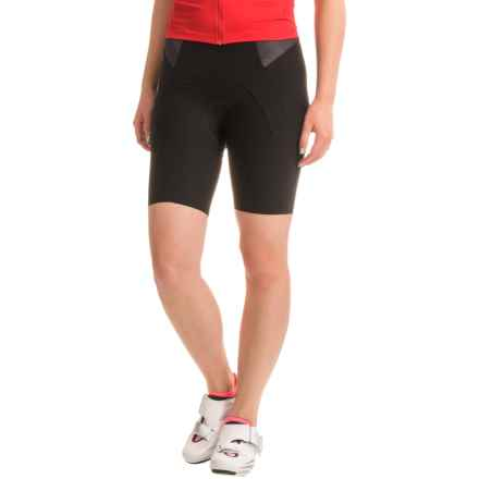 Castelli Bellissima Bike Shorts (For Women) in Black - Closeouts