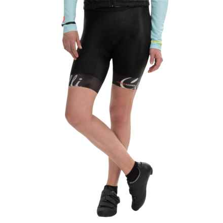 Castelli Body Paint 2.0 Bike Shorts (For Women) in Black - Closeouts