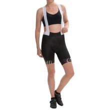 Castelli Body Paint 2.0 Cycling Bib Shorts (For Women) in Black - Closeouts