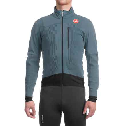 Castelli Elemento 2 7X(Air) Jacket - Waterproof (For Men) in Mirage - Closeouts