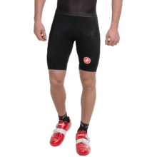 Castelli Endurance X2 Bike Shorts (For Men) in Black - Closeouts
