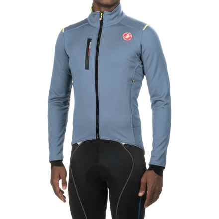 Castelli Espresso 4 Cycling Jacket - Windstopper® (For Men) in Mirage - Closeouts