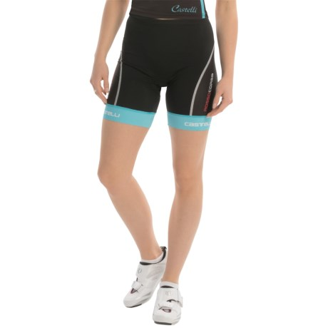 Castelli Free Tri Shorts (For Women)