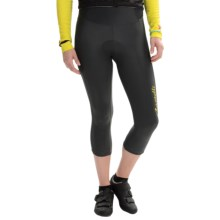 Castelli Illumina Cycling Knickers (For Women) in Anthracite/Sulphur - Closeouts
