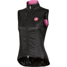 Castelli Leggera Vest (For Women) in Black - Closeouts