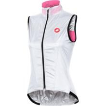 Castelli Leggera Vest (For Women) in White - Closeouts