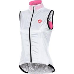 Castelli Leggera Vest (For Women) in Orange Fluo