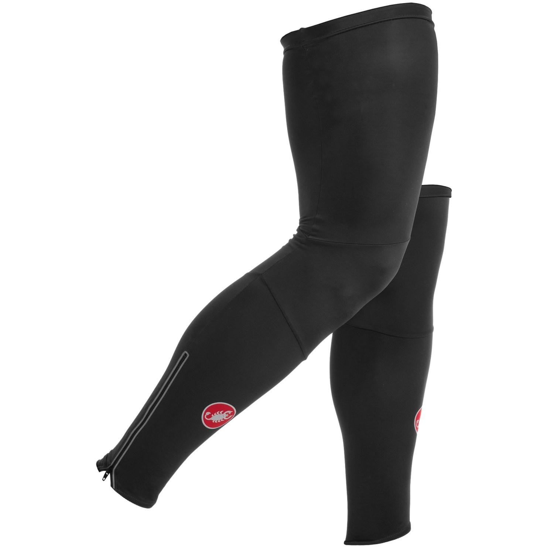 Castelli Lycra Cycling Leg Warmers (For Men) - Save 37%