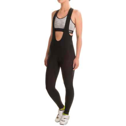 Castelli Sorpasso Bib Tights (For Women) in Black - Closeouts