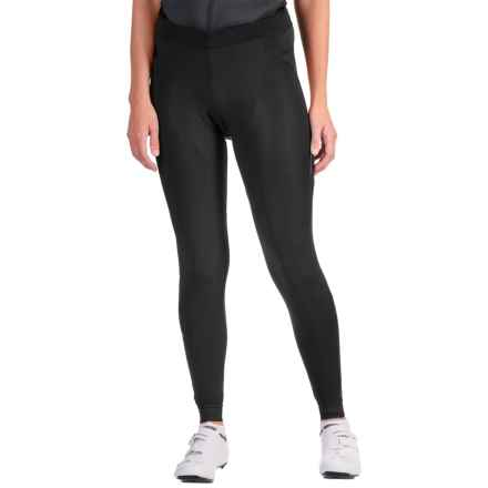 Castelli Sorpasso Cycling Tights (For Women) in Black - Closeouts