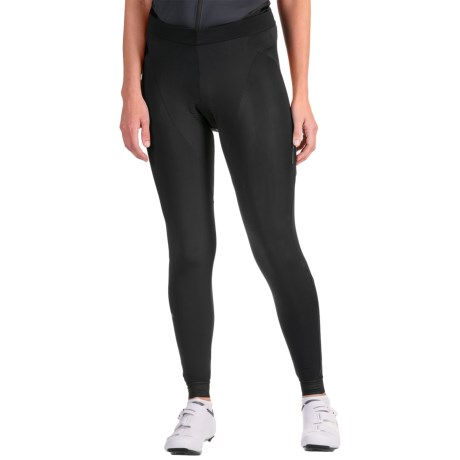Castelli Sorpasso Cycling Tights (For Women) in Black