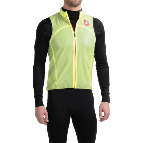 Castelli Sottile Due Cycling Vest (For Men)