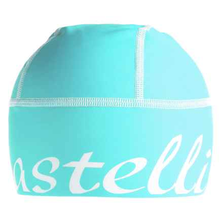 Castelli Viva Donna Skully Cap (For Women) in Pastel Blue - Closeouts