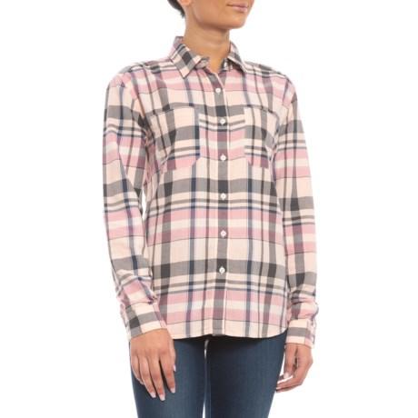 Image of Castleton Plaid Shirt - Long Sleeve (For Women)