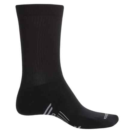 Catawba Comfort Socks - Crew (For Men and Women) in Black - Closeouts
