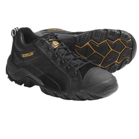 Caterpillar Argon Work Shoes (For Women) in Black