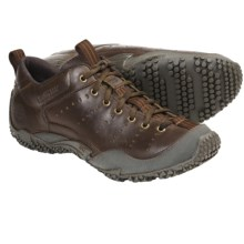 Caterpillar Cat Terrain Work Shoes (For Men) in Dark Beige - Closeouts
