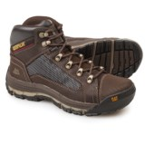 Caterpillar Convex Mid Work Boots - Leather (For Men)