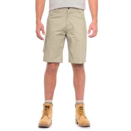 Caterpillar DL Work Shorts (For Men) in Cement - Closeouts