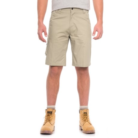 Caterpillar DL Work Shorts (For Men) in Cement