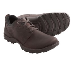 Caterpillar Emerge Shoes - Leather, Lace-Ups (For Men) in Muddy