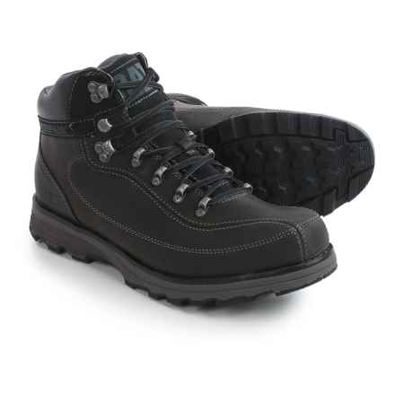 Caterpillar Highbury Boots - Leather (For Men) in Jeans Grey - Closeouts
