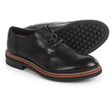 Caterpillar Hyde Oxford Shoes - Leather (For Men) in Black - Closeouts