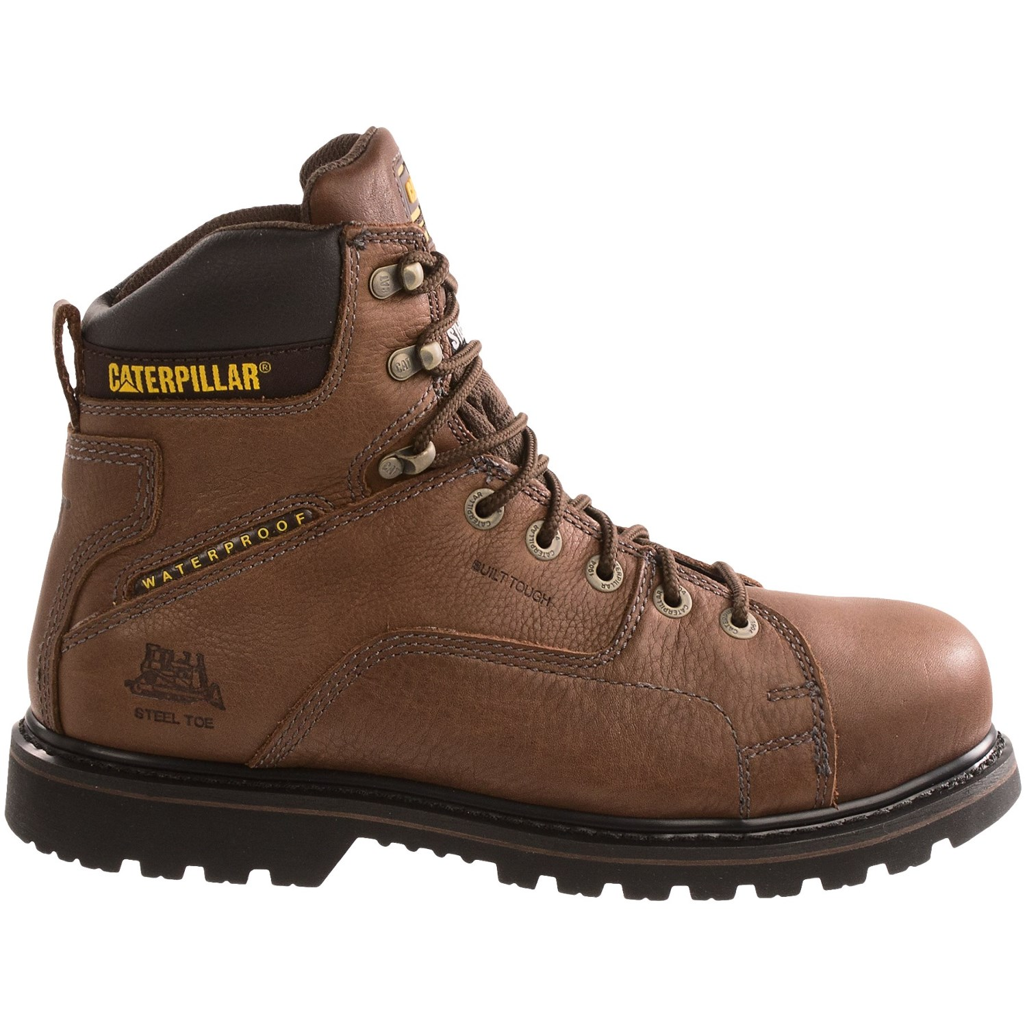 Caterpillar Levy Work Boots For Men 8994w Save 32