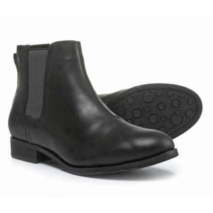 Caterpillar Matilda Chelsea Boots - Leather (For Women) in Black - Closeouts