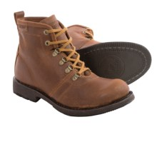 Caterpillar Ruben Boots - Leather (For Men) in Cognac - Closeouts