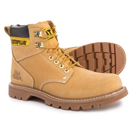 Caterpillar Second Shift Work Boots For Men Save 24