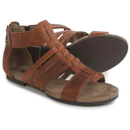 Caterpillar Tanga Gladiator Sandals (For Women) in Tan - Closeouts
