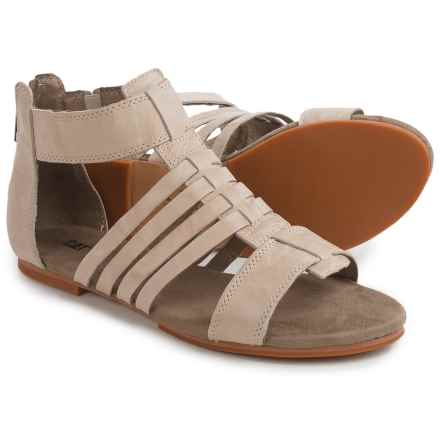 Caterpillar Tanga Gladiator Sandals (For Women) in White - Closeouts