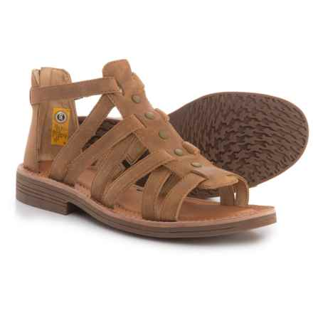 Caterpillar Teshie Flat Sandals (For Women) in Tater - Closeouts