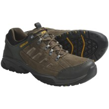 Caterpillar Torsion Shoes - Waterproof, Suede (For Men) in Gunsmoke - Closeouts