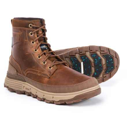 Caterpillar Viaduct Ice+ Boots - Waterproof, Insulated, Leather (For Men) in Brown - Closeouts