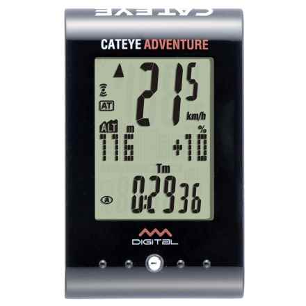 CatEye Adventure Cycling Computer in See Photo - Closeouts