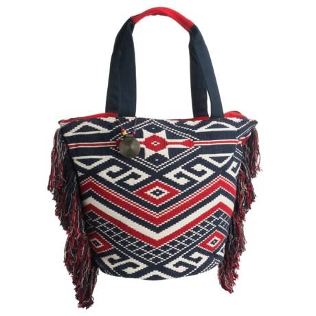 Catori Alina Shoulder Tote Bag (For Women) in Multi