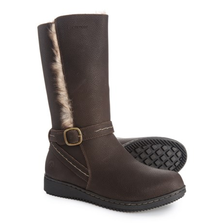 Image of Catrina Leather Boots - Waterproof (For Women)