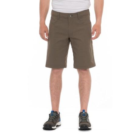 Image of Cavern Verde Shorts (For Men)